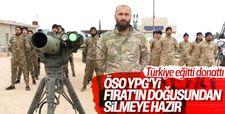 ÖSO Azez'de askeri eğitimini tamamladı
