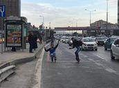 Patenli Suriyeli gençlerin tehlikeli yolculuğu