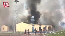 Hendek'te havai fişek fabrikasında patlama