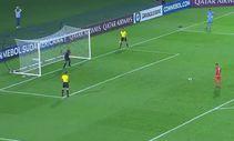Penaltıyı kaçıran Brendix Parra kovuldu