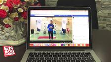 Edirne'de online pilates eğitimi veriliyor