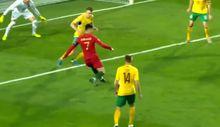 Ronaldo hat-trick yaptı Portekiz kazandı