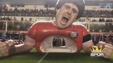 Argentinos Juniors'un görkemli çıkış tüneli