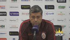 Galatasaray Yardımcı Antrenörü Şahin: Derbide böyle bir takım izlemeyeceksiniz