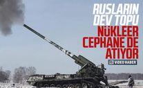 Rus ordusu, nükleer cephane kullanabilen dev topu test etti