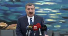 Sağlık Bakanı Koca: İran'la sınır kapıları kapatıldı