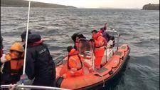Sahil Güvenlik'ten Ege Denizi'nde göçmen kurtarma operasyonu