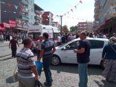 Samsun'da 100 kişi birbirine girdi