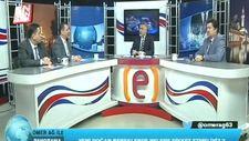 Depreme Urfa'da canlı yayında yakalandılar