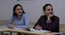Gürcistanlılardan Türk dili ve kültürüne yoğun ilgi
