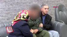 HDP binası önünde eylem yapan Hatice Ceylan oğluna kavuştu
