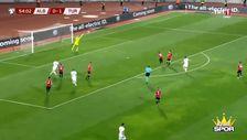 Hakan Çalhanoğlu'ndan Arnavutluk'a jeneriklik gol