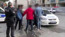 Esenyurt'ta iki genci darp edip gasp eden 6 lise öğrencisi gözaltında