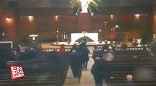 Kanada'da rahibe canlı yayında bıçaklı saldırı