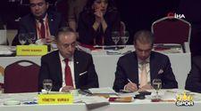Galatasaray'da Cengiz yönetimi için ibra kararı