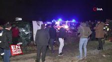 Erzurum-Erzincan Karayolunda kaza