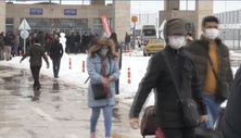 Kapıköy Gümrük Kapısı'nda yeni tip koronavirüs önlemleri