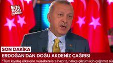 Cumhurbaşkanı Erdoğan 'Türk askeri Libya'ya gider mi ?' sorusunu cevapladı