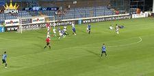 Denis Draguş'ten muhtelem vole golü