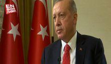 Erdoğan: Brunson halen yargı süreci içinde