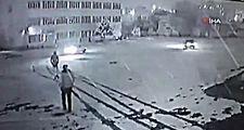 Karda drift yapanlara 5 bin para cezası