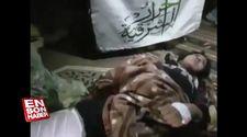 Barış Pınarı Harekatı'nda yaralı ele geçirilen terörist tedavi edildi