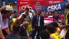 Fenerbahçe Koçu Obradovic molada oyunculara hakaretler etti