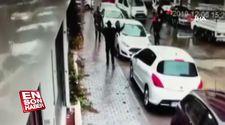 Sokak ortasında infazın faili yakalandı