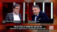 Talat Atilla kaynağının CHP'li olduğunu söyledi
