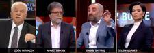 Perinçek ile Saymaz arasında PKK-FETÖ tartışması