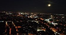 Parçalı Ay Tutulması Türkiye'de gözlemlendi