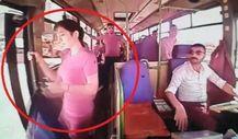 Halk otobüsünden inmeye çalışan genç kız canından oldu