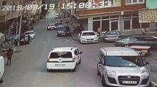 Rakibi belediye başkanının üzerine aracını sürdü