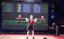 Genç halterci Dilara Narin Avrupa şampiyonu