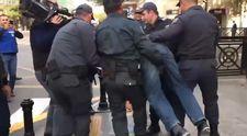 Azerbaycan'da hükümet karşıtı protesto