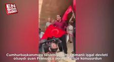 Osmanlı'ya 'terör devleti' diyen Aoun'a Lübnan halkı tepki gösterdi