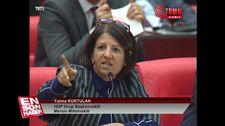 Mecliste 'bölücü' ve 'tecavüzcü' tartışması