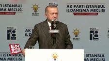 Cumhurbaşkanı Erdoğan: Bunlardan dava adamı olmaz