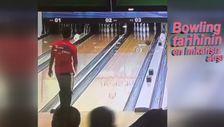 Bowling tarihinin en imkansız atışı