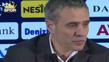 Ersun Yanal: Belki de G.Saray'ı şampiyonluktan ettik