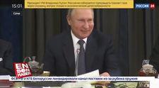 Putin tercüme hatası sebebiyle Almancasını konuşturdu.