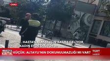 Fatih Altaylı'dan trafik polisine küfürler