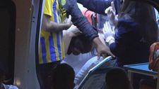 MKE Ankaragücü-Beşiktaş maçı sonrası kavga: 4 yaralı