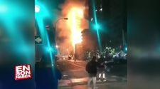 Şili'de yüzde 4 metro zammı sonrası sokaklar karıştı