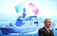 Savunma sanayisinde en büyük ihracat Pakistan ile yapıldı