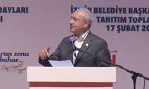 İzmir için Kemal Kılıçdaroğlu da kadın benzetmesi yaptı