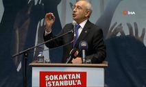Kemal Kılıçdaroğlu İstanbul için iddialı