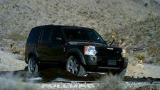 Tank ile Land Rover parçalama testi