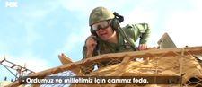 Barış Pınarı Harekatı'na katılan askerlerin mesajları