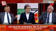 CNN Türk canlı yayınında ırkçılık kavgası